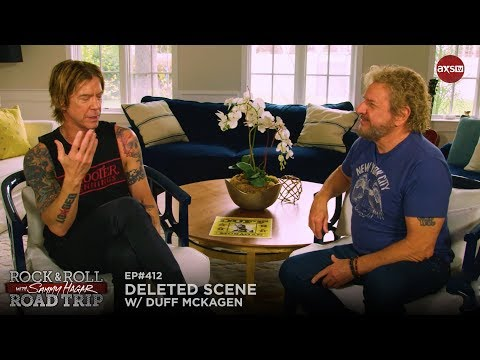 Rock & Roll Road Trip Episode 412 Deleted Scene w/ Duff McKagen