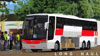 [OMSI 2] Mercedes-Benz O 400 RSD Long Haul Express Part 1