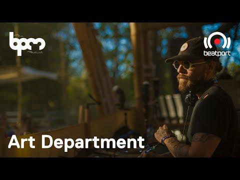 Art Department @ BPM Costa Rica | Beatport Live