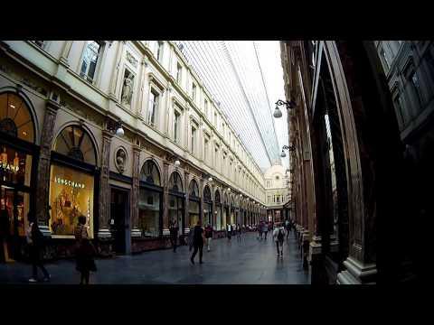 Offcut: Les Galeries Royales Saint-Hubert in Brussels [CC]