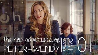 The Wendy City - S2E01 - The New Adventures of Peter and Wendy