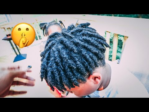 WHY I DON'T WASH MY SON'S HIGHTOP DREADS