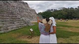 CHICHEN ITZA -ANCIENT DNA ACTIVATION. BY MOTHER SOFIA HAYAT