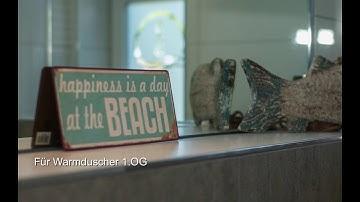 Beachhouse Apartment Wangerooge - Deine Wohlfühlbleibe am Strand