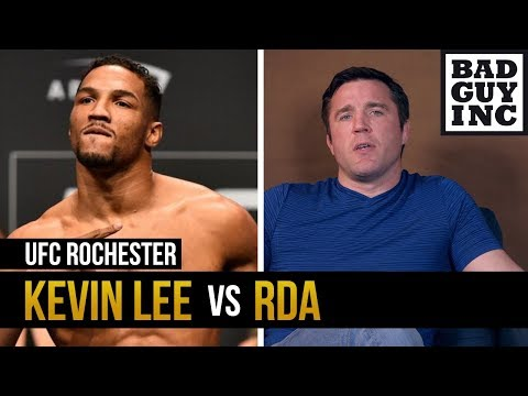 Just how good is Kevin Lee at welterweight?
