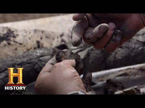 The Curse Of Oak Island: NEW EVIDENCE OF FLOOD TUNNELS (Season 7) | History