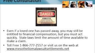 Mesothelioma Lawyer Arlington Texas 1-866-777-2557 Asbestos Lawsuit TX Lung Cancer Attorneys