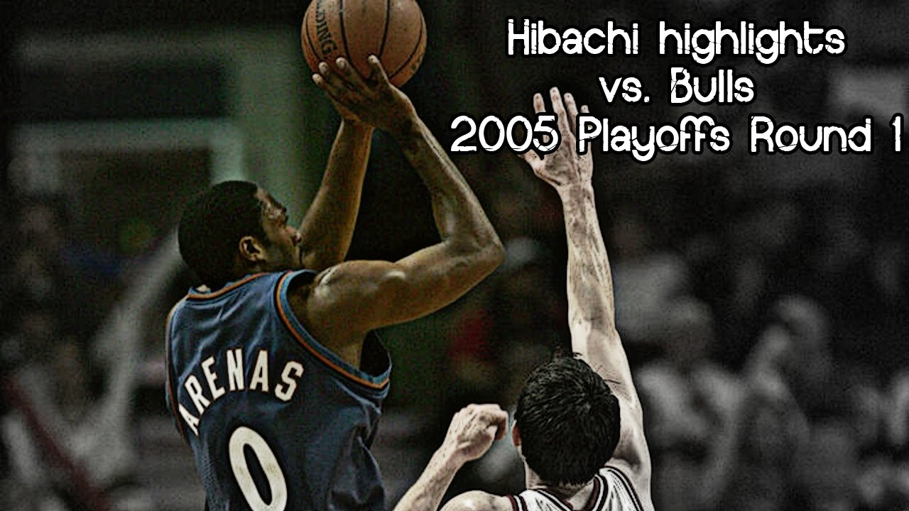 Gilbert Arenas 16 Pts Game Winner 2005 Nba Playoffs