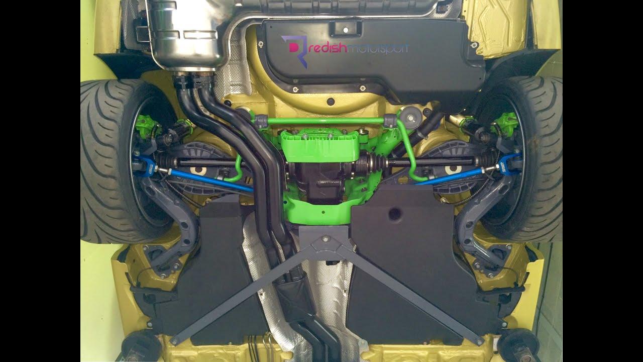 Jabba S Bmw E46 M3 Underside Restoration By Redish
