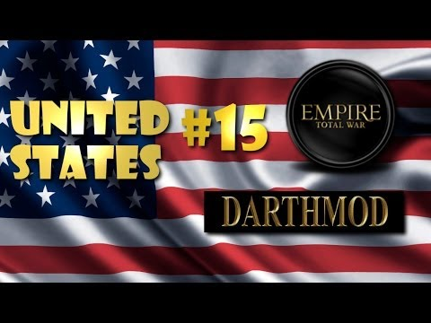 Darthmod Empire - United States Campaign #15 ~ The Road to Amsterdam!