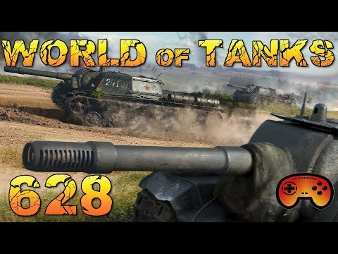 R.I.P Commander.... #628 - World of Tanks - Gameplay - Germa