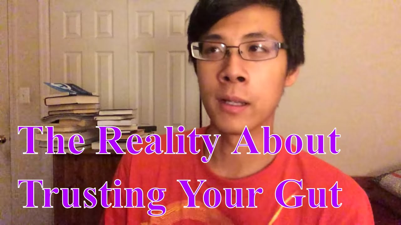 Trusting your intuition when dating turns