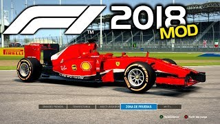 F1 2018 Mod (F1 2014 Game) | Download In Description - PC only