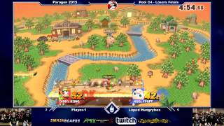 Press 1 if you feel mad for Hungrybox - Super Smash Bros