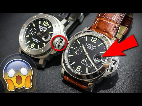 Oh Panerai! – Don't Buy One Until You Watch This!