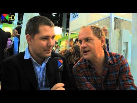 Uwe Ochsenknecht im Interview | Frankfurter Buchmesse 2013 [HD]