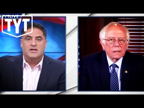Bernie Sanders On Trump's Withdrawal From Iran Nuclear Treaty