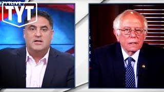 Bernie Sanders On Trump's Withdrawal From Iran Nuclear Treaty