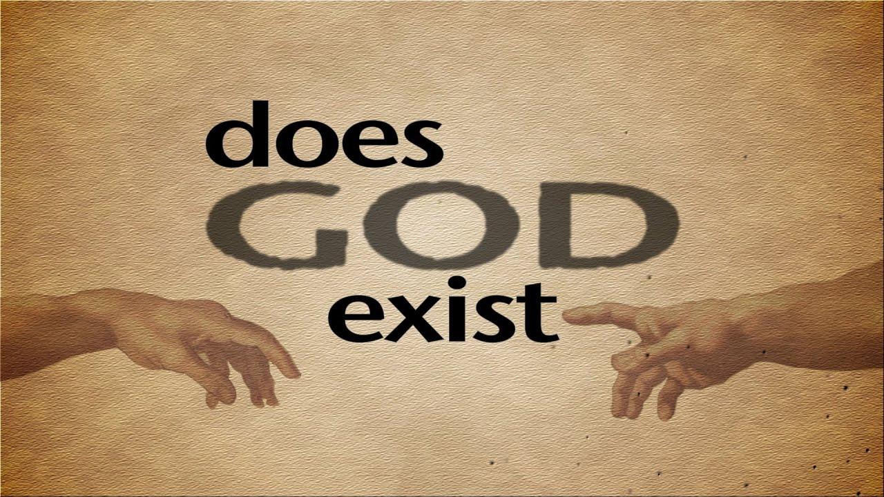 proof god exists
