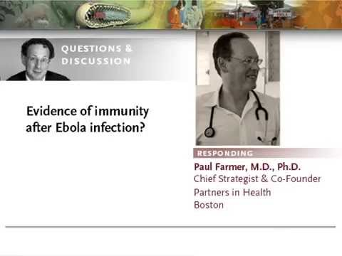 NEJM Audio Webcast: Ebola Outbreak Questions & Discussion