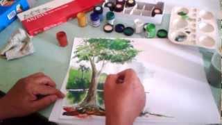 Lukisan Asas Warna Poster Part 2