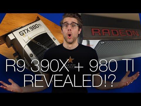 AMD 300 series + GTX 980 Ti, Witcher 3 controversy, Nvidia clockblocks laptops poster