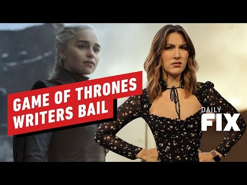 Game of Thrones Showrunners Drop Out of Comic Con - IGN Daily Fix