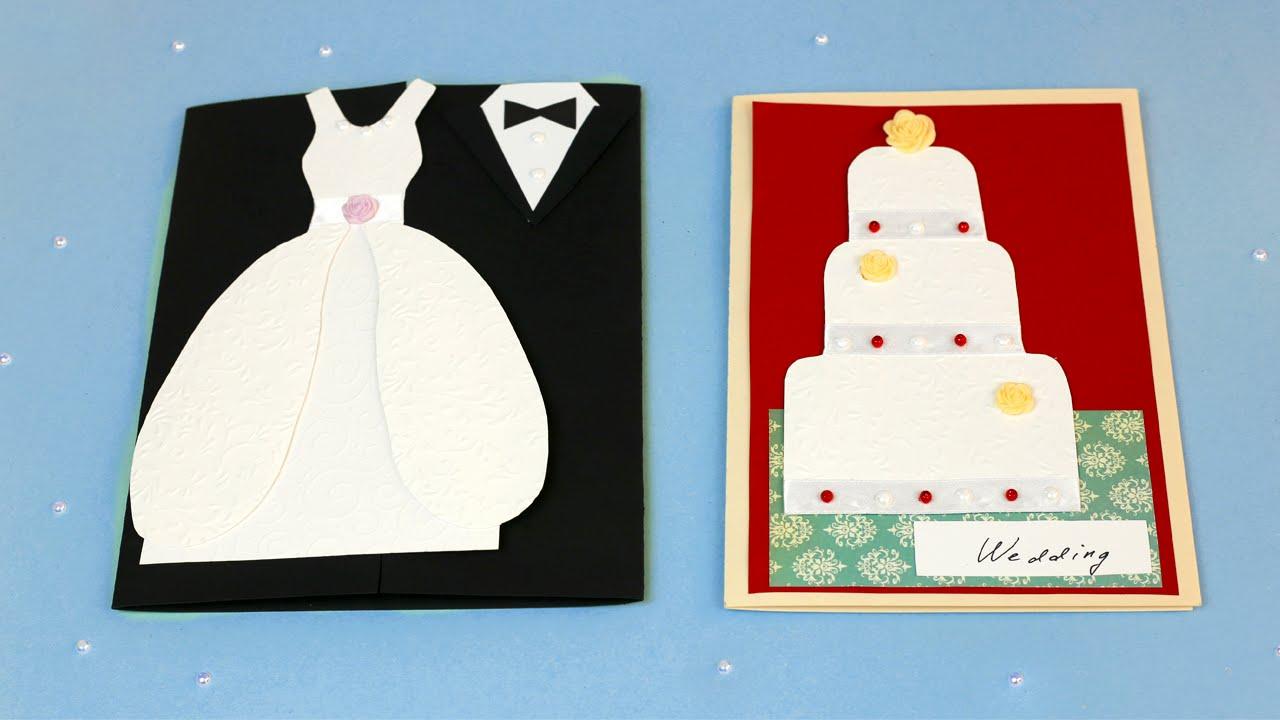 Diy Wedding Cardmaking Ideas Youtube