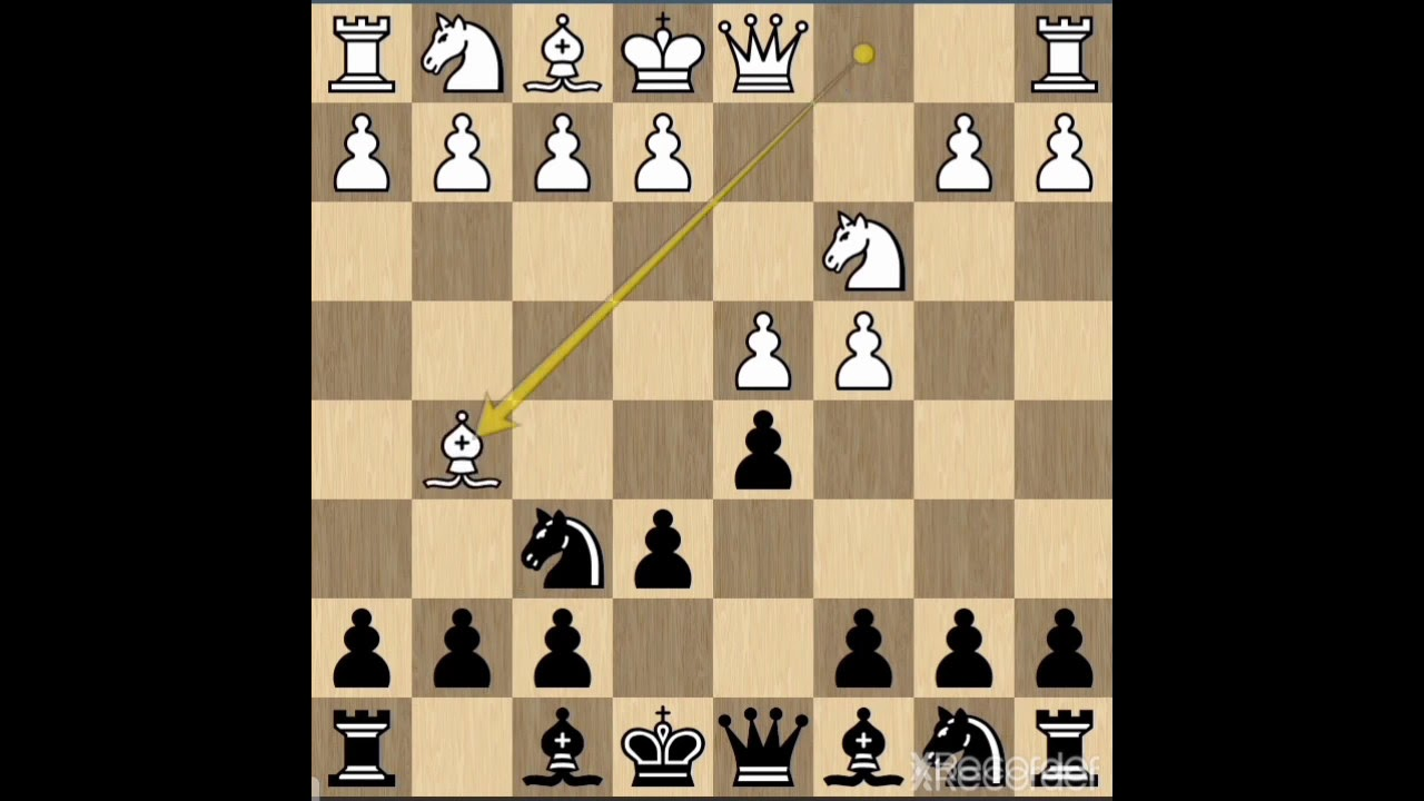 Download Trap in queen's gambit declined | we love chess