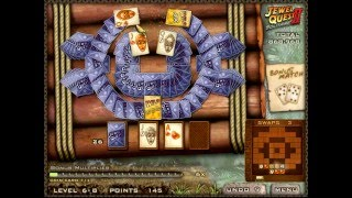 Jewel Quest Solitaire 2: the worst hand ever