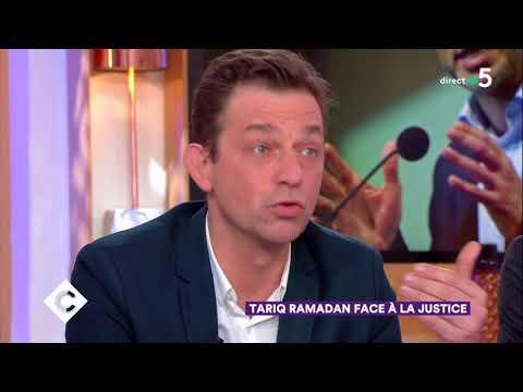 Tariq Ramadan face à la Justice - C à Vous - 06/02/2018