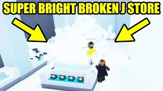 asimo3089 BROKE THE JEWELRY STORE!!! | Roblox Jailbreak Winter Update
