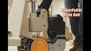 PowerPallet Convert Your Manual Pallet Jack into Motorized Pallet Jack