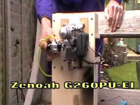 Zenoah G26