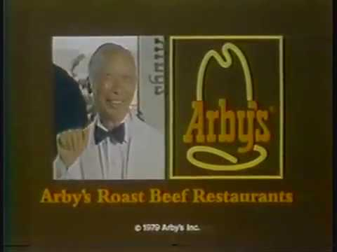 Arby's 1979 Commercial