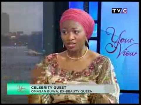 Celebrity guest -Omasan Buwa - YouTube