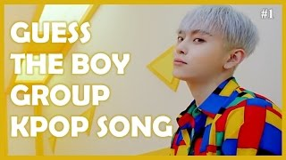 Video Guess the Kpop Song BOY GROUP EDITION #1 download MP3, 3GP, MP4, WEBM, AVI, FLV Mei 2018