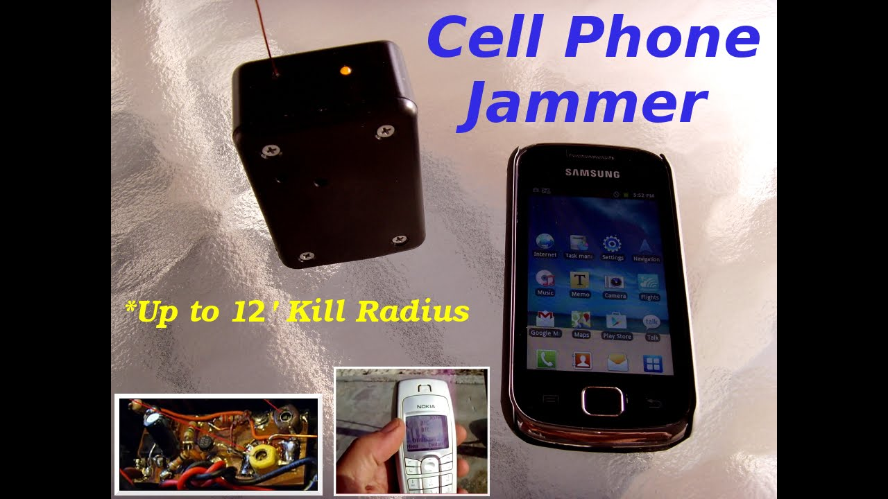Uhf transmitter or cellular phone jammer 12 range up to 2ghz uhf transmitter or cellular phone jammer 12 range up to 2ghz youtube ccuart Gallery