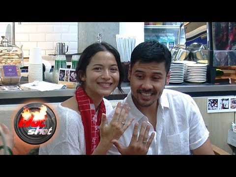 Kisah Cinta Romantis Chicco Jerikho Dan Putri Marino - Hot Shot 09 Maret 2018