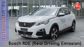 Bosch RDE (Real Driving Emission) | le News di Autolink