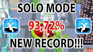 """Hole.io """"Future City"""" Gameplay 