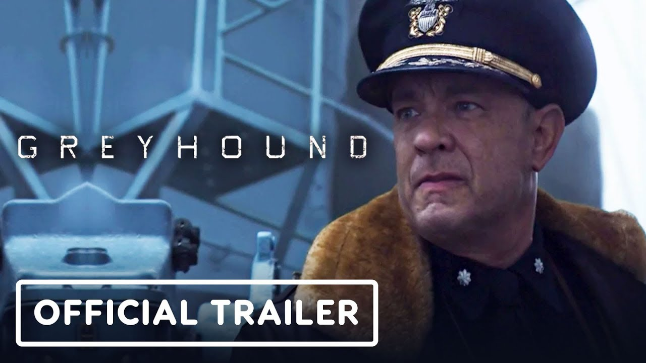 Greyhound - Official Trailer (2020) Tom Hanks