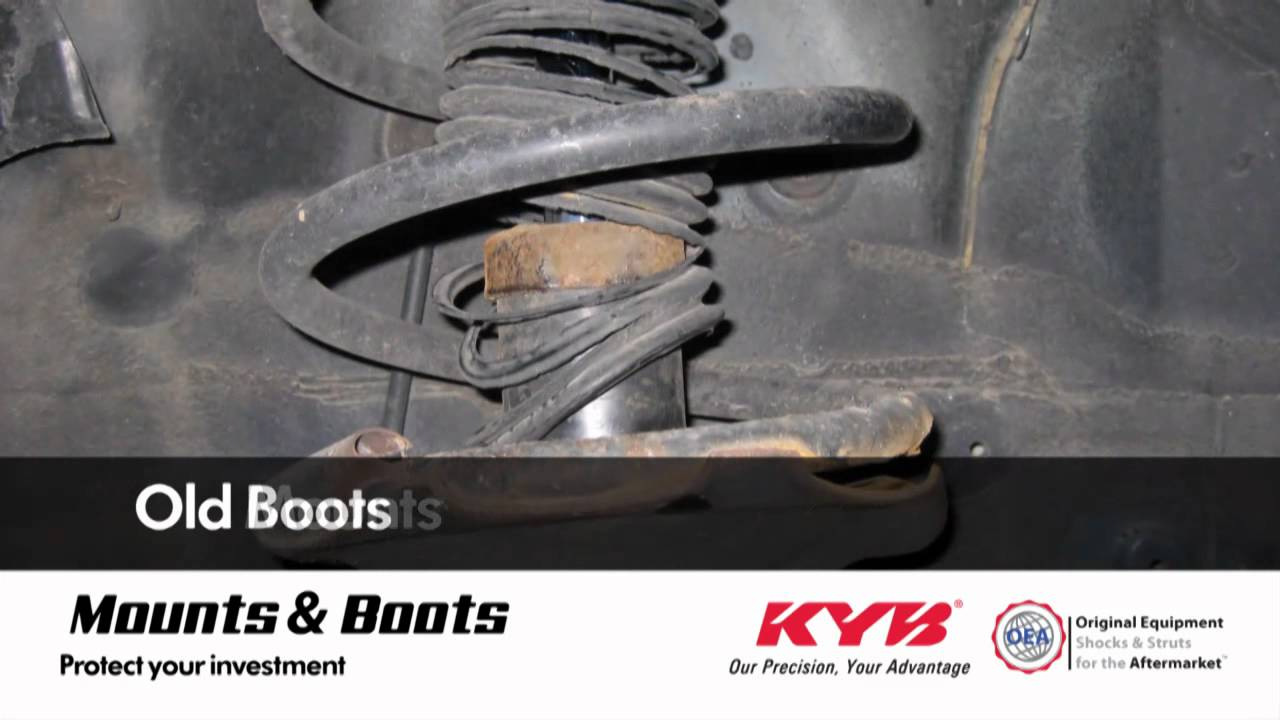 Strut Boot KYB SB102