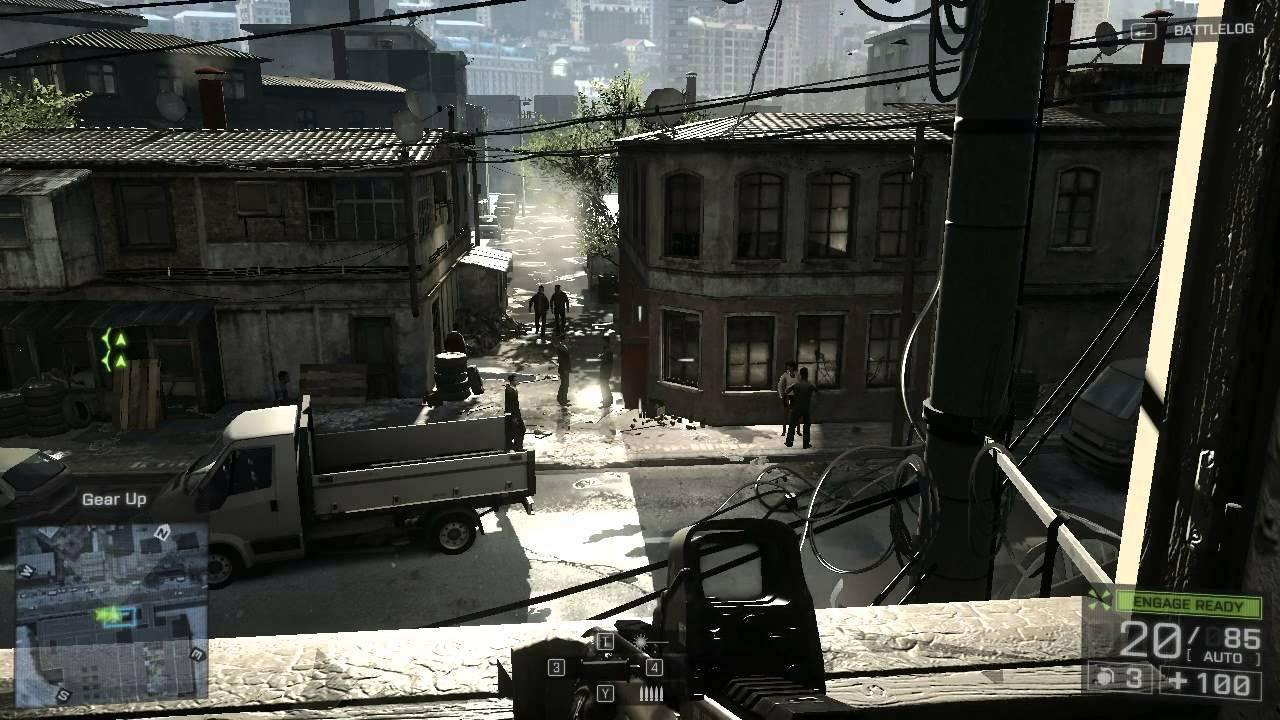 Battlefield 4 on AMD Radeon R7 250 1gb gddr5 test