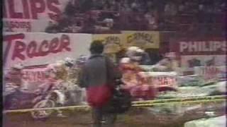 6ème supercross de Bercy 1988 part1