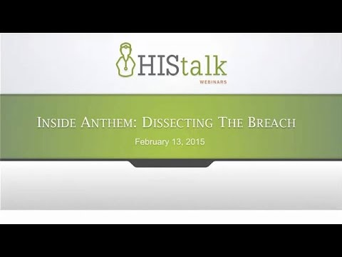 Inside Anthem: Dissecting The Breach