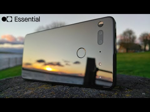 Essential Phone Review in 2018: Come Undone?