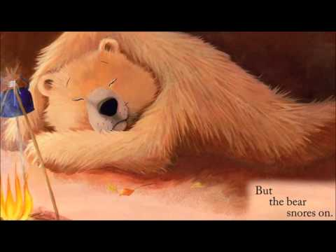 bear snores on storytelling for kids youtube. Black Bedroom Furniture Sets. Home Design Ideas