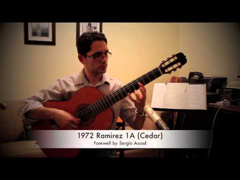 60s vs. 70s Ramirez 1A Classical Guitar - The Ultimate Guitar Shootout