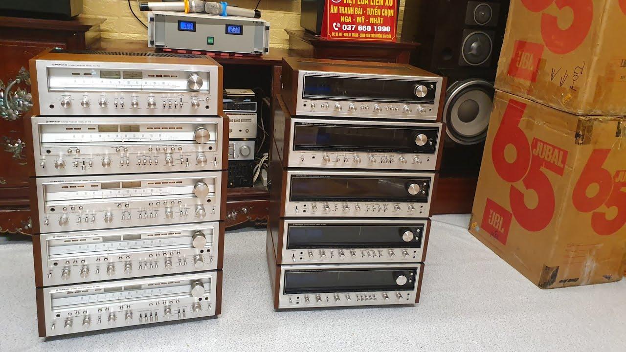 Thông Báo. 15/9/2019.Về Toàn Amply Receiver Pioneer – Các Loại. Sx – 750 – 850 – 950 – 1050.👍🤝☎️🚘